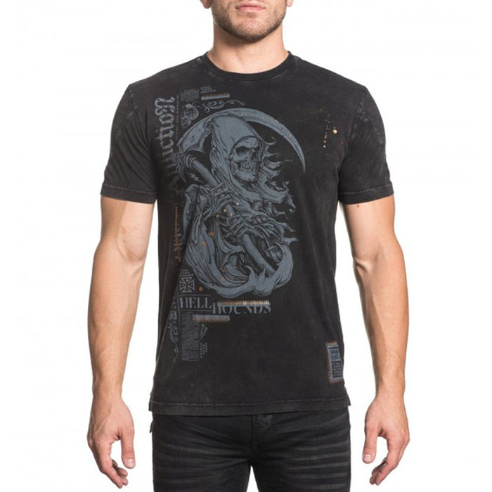 Polo Affliction Modern Chaos - MMA Store Peru