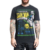 POLO AFFLICTION SILVA LEGEND S/S TEE - MMA Store Peru