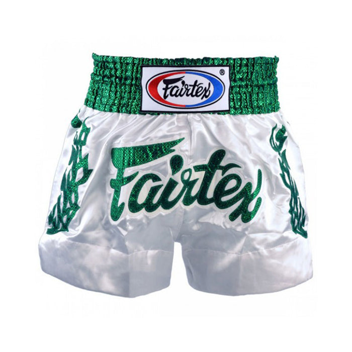 Short Fairtex para Muay Thai Heavens Grass - MMA Store Peru