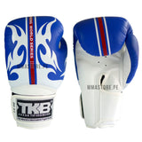Guantes de Boxeo Top King World Series Azul - 100% Cuero