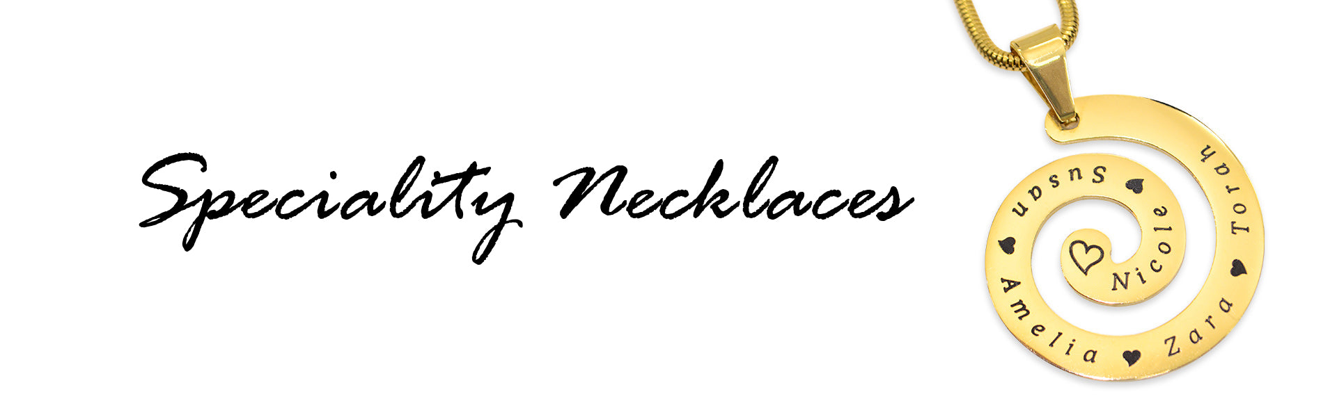 Speciality Necklaces
