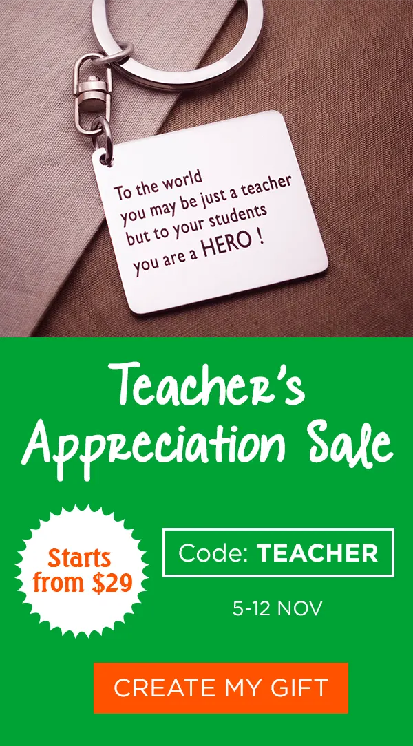 Teachers Sale