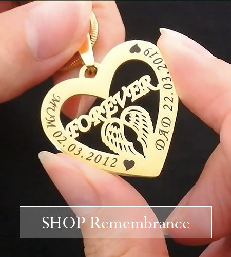Remembrance Jewellery