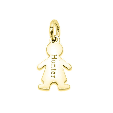 AddOn Special Kids Charms for Keyring- BELLE FEVER Personalised Jewellery