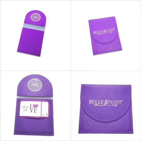 Belle Fever Luxury Display Wallet- BELLE FEVER Personalised Jewellery