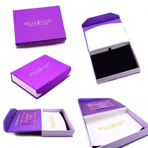 Belle Fever Luxury Gift Box-Gift Box 20mm Standard- BELLE FEVER Personalised Jewellery