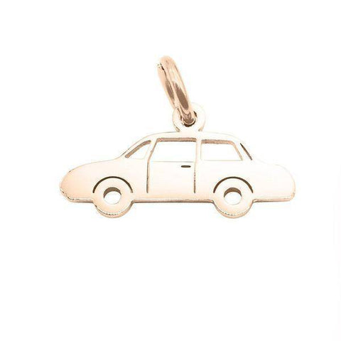 Car Charm for Keyring-Rose Gold- BELLE FEVER Personalised Jewellery