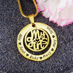 In My Life Necklace
