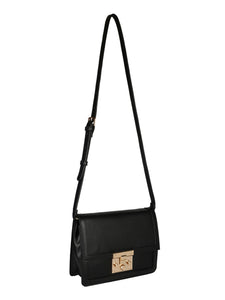 Pied Piping Sling Bag-Black