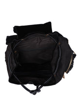 Load image into Gallery viewer, Glam Sequinned Backpack-Black