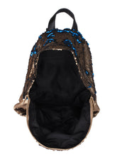 Load image into Gallery viewer, Sequinned Backpack-Gold