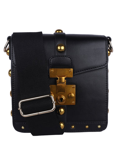 Golden Girl Sling-Black