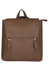Load image into Gallery viewer, Minimalistic Backpack-Dark Brown