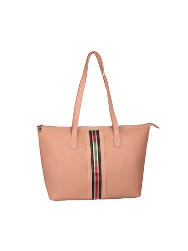 Work Wear Tote -Peach