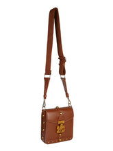 Load image into Gallery viewer, Golden Girl Sling-Brown