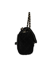 Load image into Gallery viewer, Quilted Sexy Sling-Black