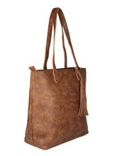 Load image into Gallery viewer, Classic Tote-Brown