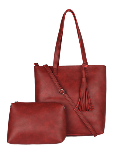 Classic Tote Red