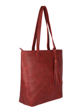 Load image into Gallery viewer, Classic Tote Red