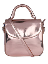 Load image into Gallery viewer, Box Metallic Sling-Rose Gold