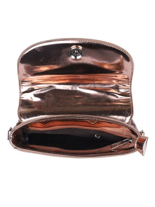 Box Metallic Sling-Rose Gold