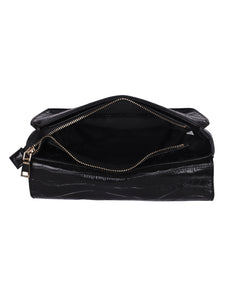 Party Staple Sling-Black