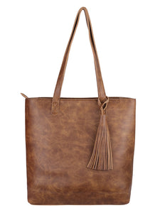 Classic Tote-Brown
