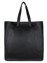 Load image into Gallery viewer, Joie de Weave Tote-Black