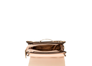 Luxury Buckle Bag- Pink