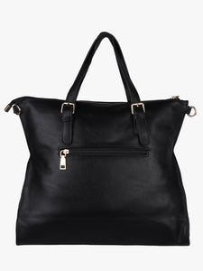 The Socialite Black Tote