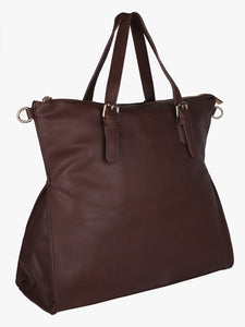 The Socialite Brown Tote