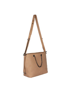 The Hot Handbag-Beige