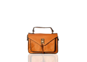 Mini Envelope Sling-Tan