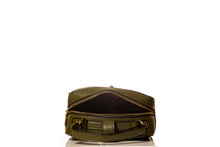 Load image into Gallery viewer, Boxy Flower Me Buckle Sling- Green