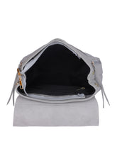 Load image into Gallery viewer, Ribbon Backpack-Grey