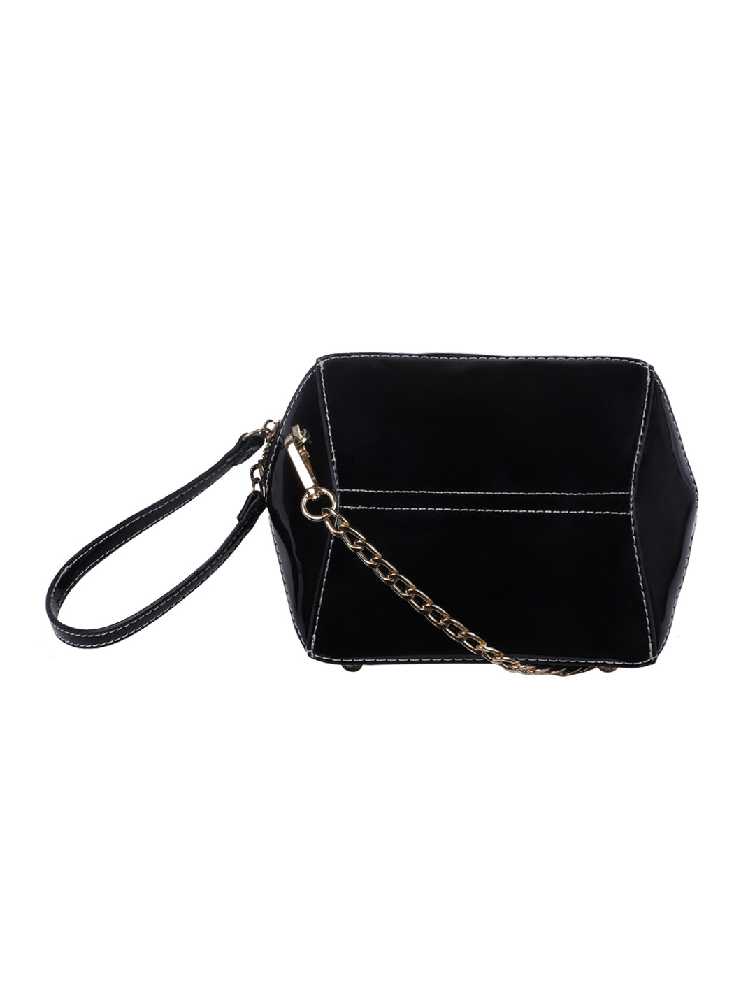 Party Metallic Sling-Black