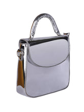 Load image into Gallery viewer, Box Metallic Sling-Silver