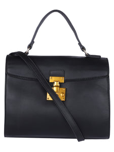 Briefcase Special Handbag- Black