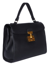 Load image into Gallery viewer, Briefcase Special Handbag- Black