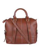 Load image into Gallery viewer, Richie Rich Handbag- Brown