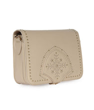 Load image into Gallery viewer, Snowflake Gold Stud Sling-Beige