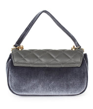Load image into Gallery viewer, Pearl Detail Quilted Sling-Grey