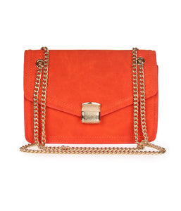 Minimalistic Chain Sling-Orange