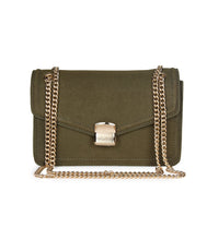 Load image into Gallery viewer, Minimalistic Chain Sling-Olive