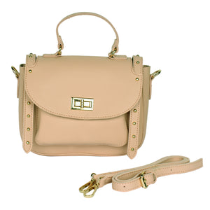 Grace Sling Bag-Beige