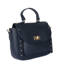Load image into Gallery viewer, Grace Sling Bag-Navy Blue