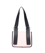 Load image into Gallery viewer, Black Borders Handbag-Pink