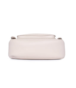 Grace Sling Bag-White