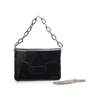Load image into Gallery viewer, Chain Metallic Sling-Black