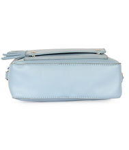 Load image into Gallery viewer, Box Sling Bag-Blue